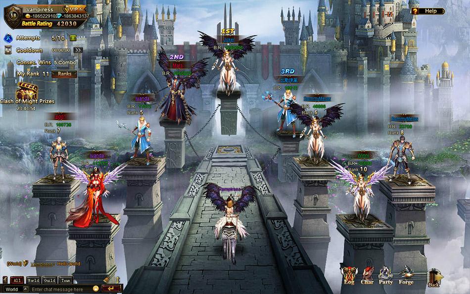 Список игр про ангелов для пк