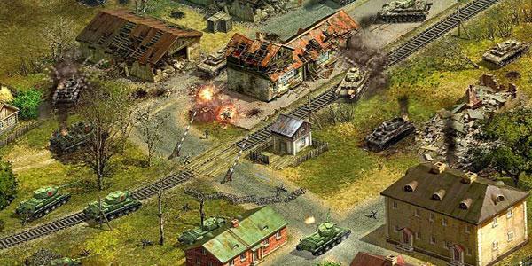 Игры онлайн военные стратегии