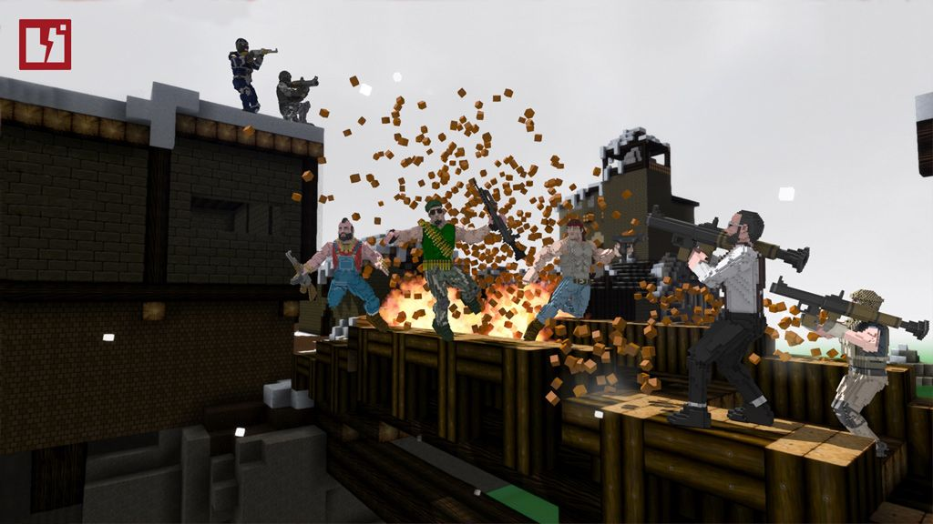 Скачать Blockstorm Через Торрент - фото 4