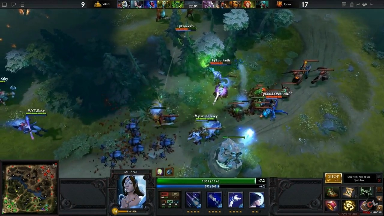 effects of playing dota in the