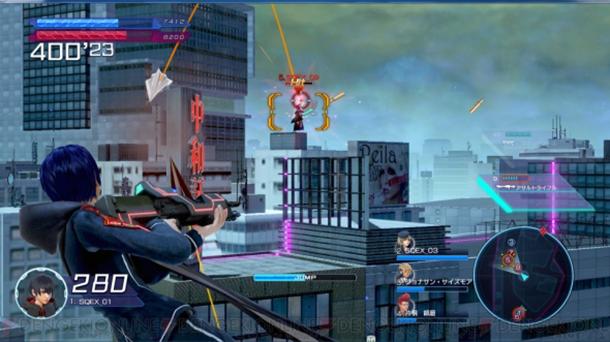 Gunslinger Stratos игра скачать - фото 8