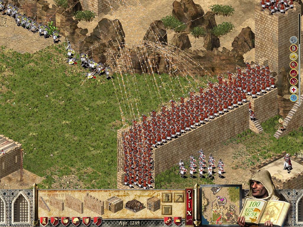 игра Stronghold скачать бесплатно русская версия - фото 4