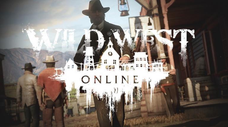 Логотип проекта Wild West Online