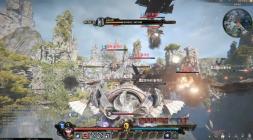 A:IR скриншот из игры с большим количеством персонажей