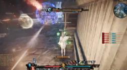 Скриншот из игры A:IR с боевкой