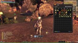 Blade and Soul Инвентарь и персонаж