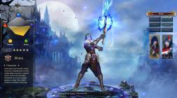 Hunter Online - Окно создания персонажа