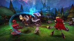 Художественный скриншот из игры Might and Mayhem