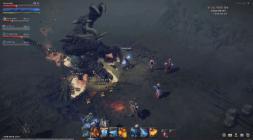 Скриншот с боевкой из игры Project TL  на корабле
