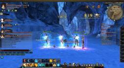 Reborn Online - скриншот из подземелья