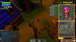 Скриншот из игры Tale of Toast