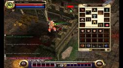 Скриншот инвентаря из игры With Your Destiny