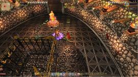 Скриншот из игры Фрагория