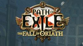 Логотип игры Path Of Exile - Падение Ориата