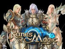Логотип игры Runes of Magic