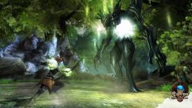 Фоновое изображение в стиле игры Сфера 3